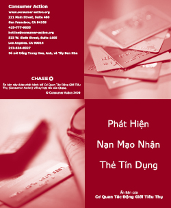 Recognizing Credit Card Fraud (Vietnamese)