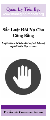The Fair Debt Collection Practices Act (Vietnamese) Cover